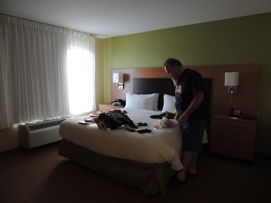 TownePlace Suites by Marriott Albuquerque North: bedroom