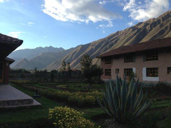 Hotel La Casona De Yucay Valle Sagrado: view of Sacred Valley