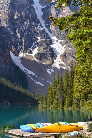 Moraine Lake Lodge: Moraine Lake