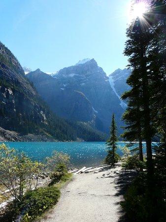 Moraine Lake Lodge: Lovely Moraine Lake