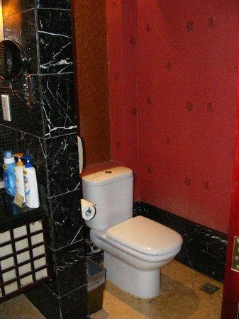 Merlinhod Hotel: Very strong sewage smell
