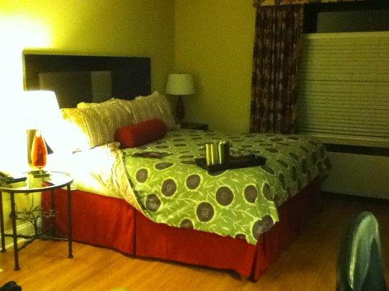 Hotel Indigo Albany-Latham: Bed