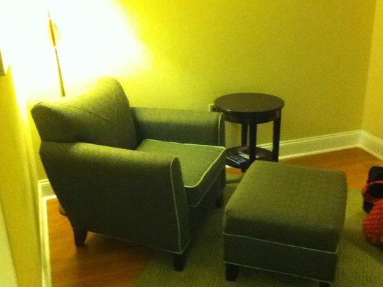 Hotel Indigo Albany-Latham: Sitting Area