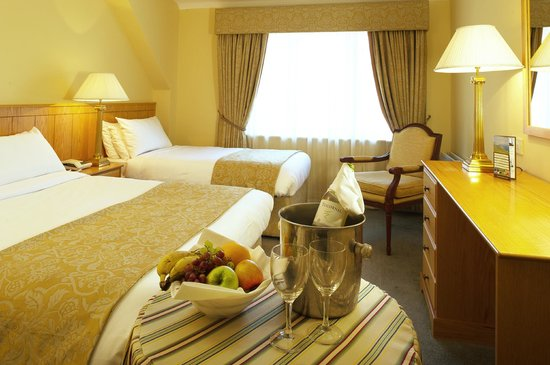 Merriman Hotel: Double & Single Room