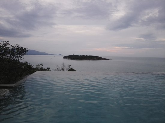 Six Senses Samui: havuz