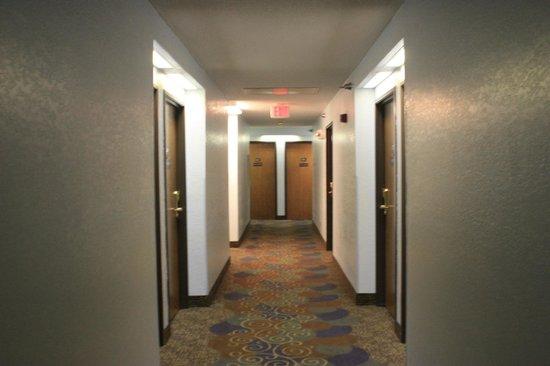 Super 8 Lee/Berkshires/Outlet Area: Hallways