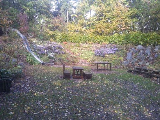 Feriendorf Schlossberg: Spielplatz