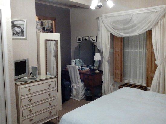 Castlebank Hotel : Carefully designed interior