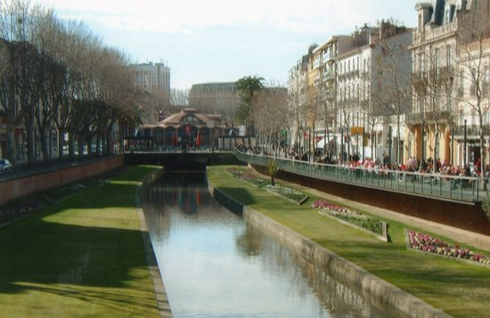 Best Western Plus Hôtel Windsor : Town Centre Canal