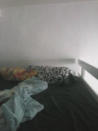 Casa Caracol: Bed double room