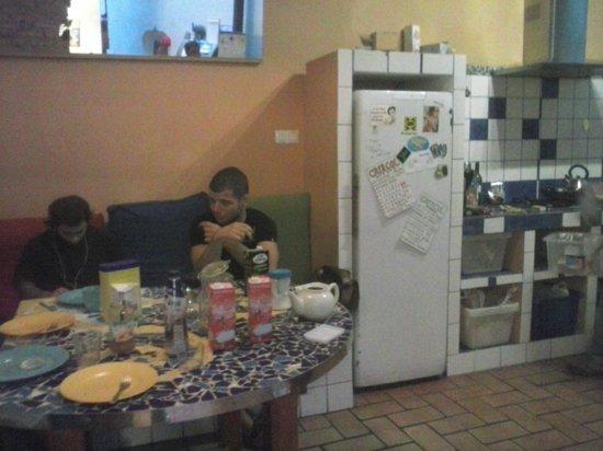 Casa Caracol: Dining room
