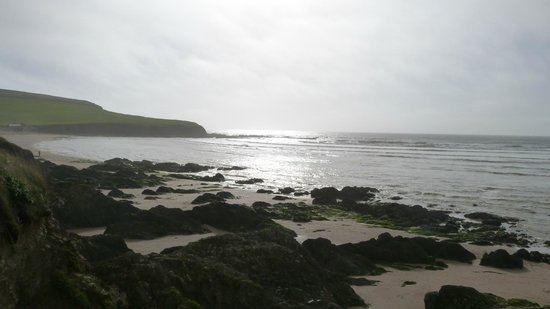 The Sloop Inn: Bantham Beach