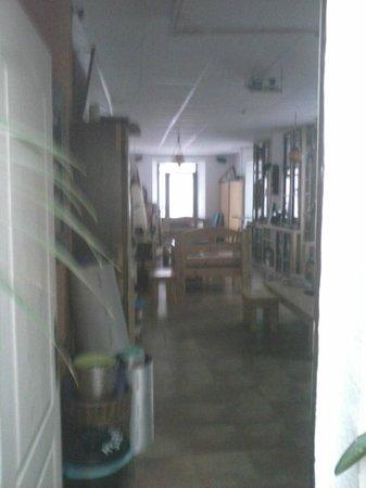 Casa Caracol: Living room