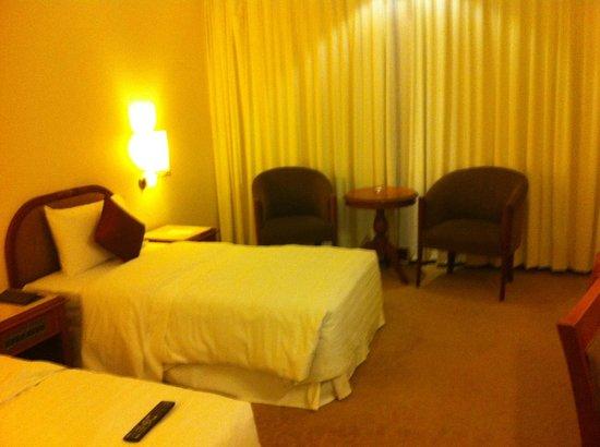 Fortuna Hotel Hanoi: Bedroom