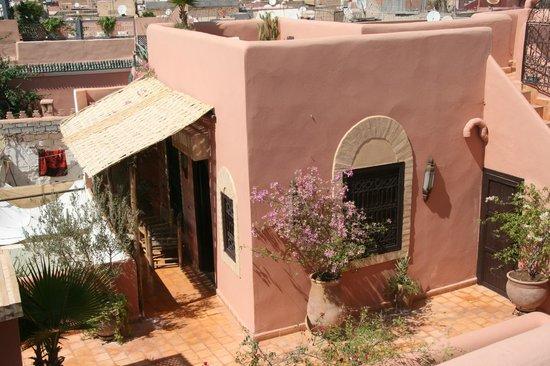 Riad Itrane : Chambre Sirius