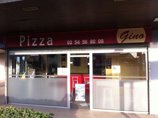 Pizza Gino : Façade