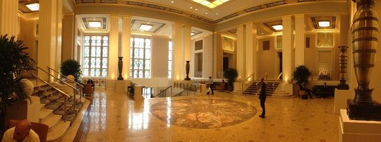 The Towers of the Waldorf Astoria: New Lobby entrance