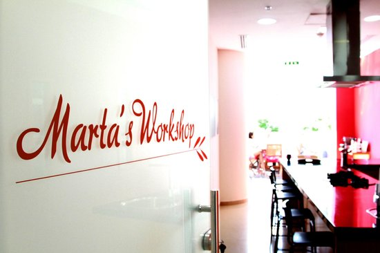 Marta's Workshop