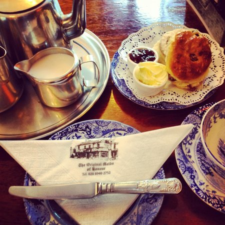The Original Maids of Honour : Cream Tea