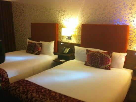 Crowne Plaza Hotel Dublin Airport: chambre superieure