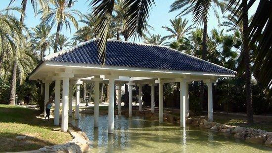 Parque El Palmeral: Water Feature