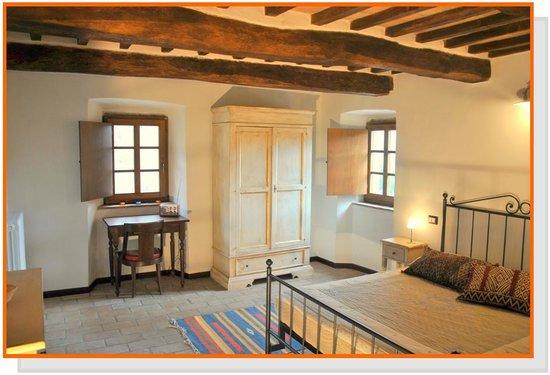 Bio Agriturismo Il Vigno: A double room