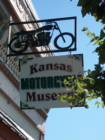 ‪Kansas Motorcycle Museum‬
