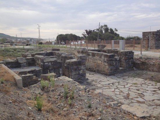 Conjunto Arqueológico Baelo Claudia: Entrada oeste