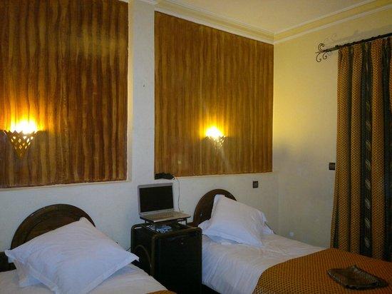 Amani Hôtel Appart: chambre