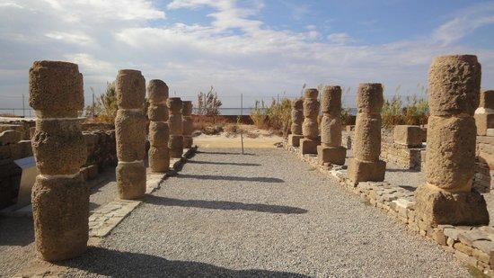 Conjunto Arqueológico Baelo Claudia: Fabrica de salazones