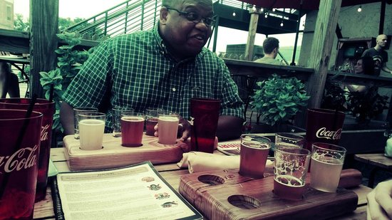 Chattanooga Brew Tours: @ The Terminal