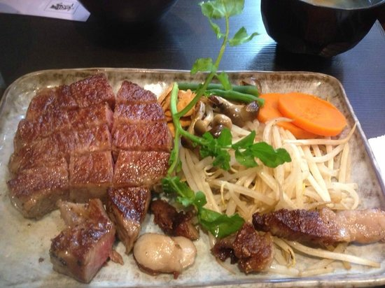 Steak House Satou : Yummy yummy sirloin