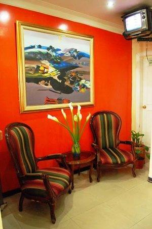 Hotel Cerros de la 19: LOBBY