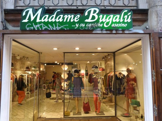 Madame Bugalu