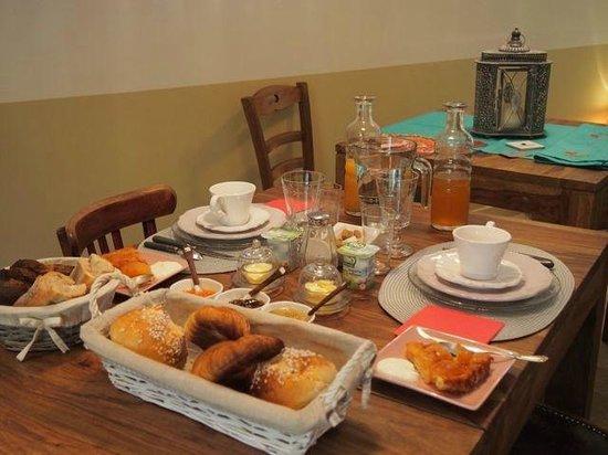 Le Moulin des Pinchinats : petit déjouer