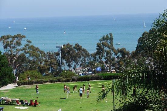 Laguna Cliffs Marriott Resort & Spa: View 2 from balcony