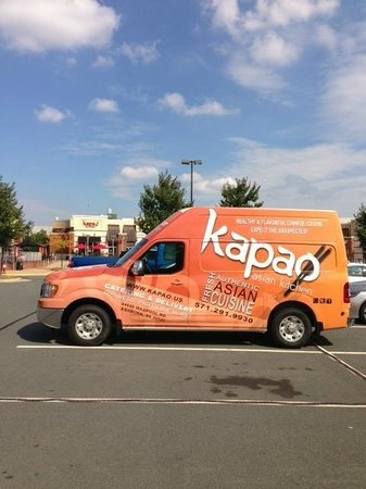Kapao! Asian Kitchen : Dine in, carry out, or delivery!