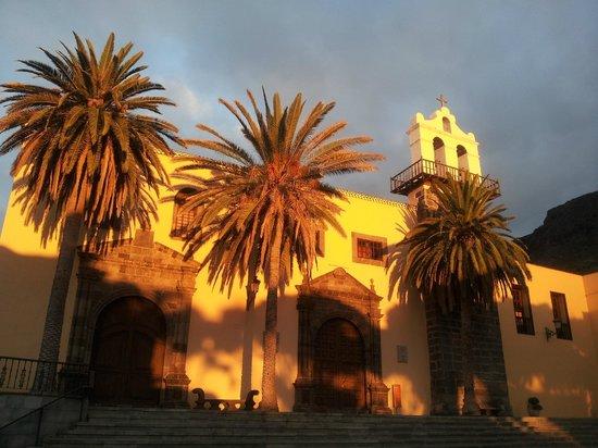 Hotel La Quinta Roja: Garachico convent