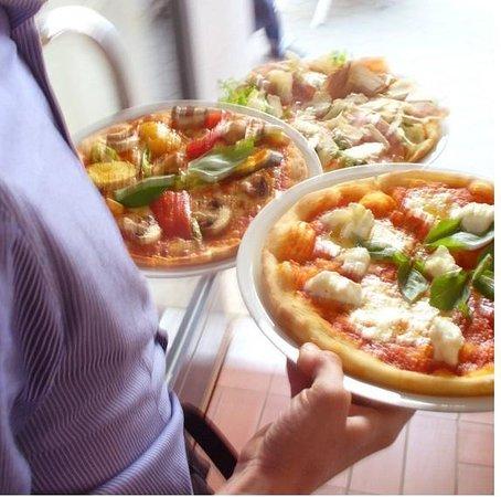 Da Capo: Pizza