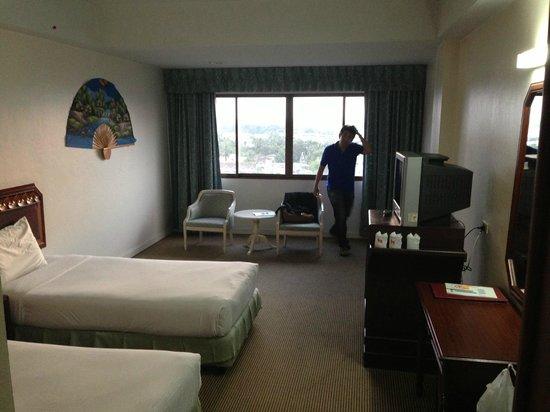 Lampang Wiengthong Hotel: Inside a standard room