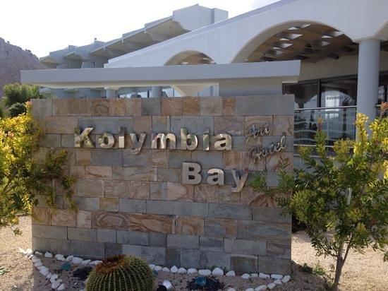 Kolymbia Bay Art Hotel: Kolymbia Bay Arts Hotel