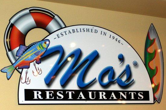 MO's Restaurant: Mo's Cannon Beach at Tolovana Park
