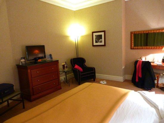 Hotel Dei Mellini: Habitación