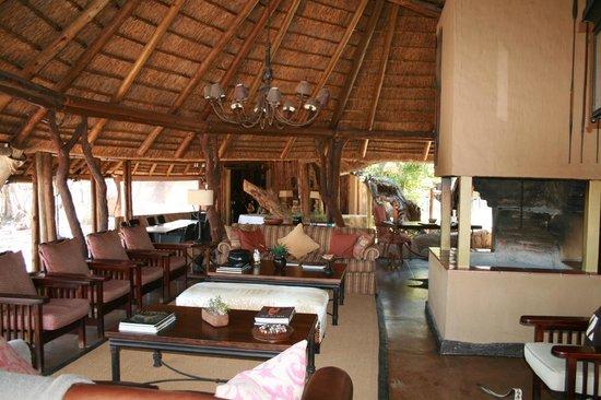 Itaga Luxury Private Game Lodge: Main Lodge