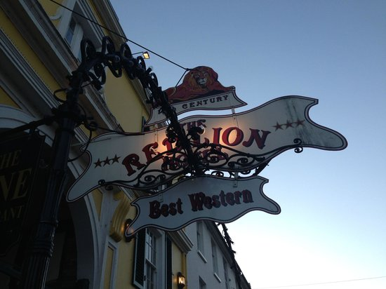 The Vine Restaurant: Red Lion