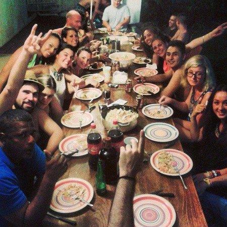 Los Mostros Hostel: Repas .... What else ?!