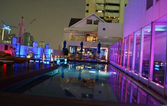 Dream Bangkok: pool