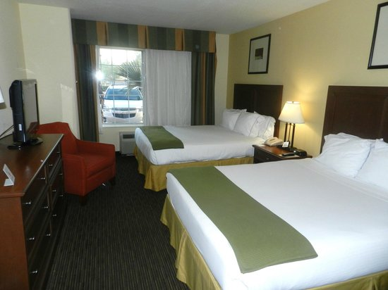 Holiday Inn Express Hotel and Suites Scottsdale - Old Town: côté chambre