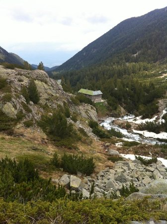 Pirin National Park: Vihren Hut