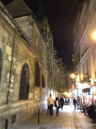Hotel Marignan: quartiere latino